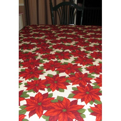 Poinsettia slick Cream